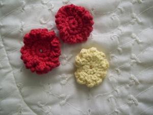DIY – crochetflowers…