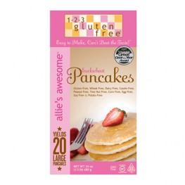 Awesome pancakes – gluten-free, dairy-free, egg-free,corn-free